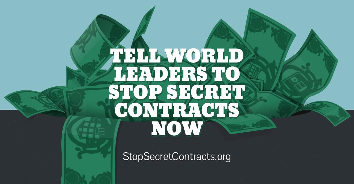 secret contracts