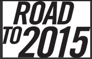 road to 2015 logo
