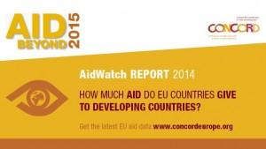 AidWatch Report 2014
